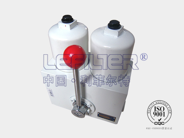 SMF-D100X双筒中压过滤器