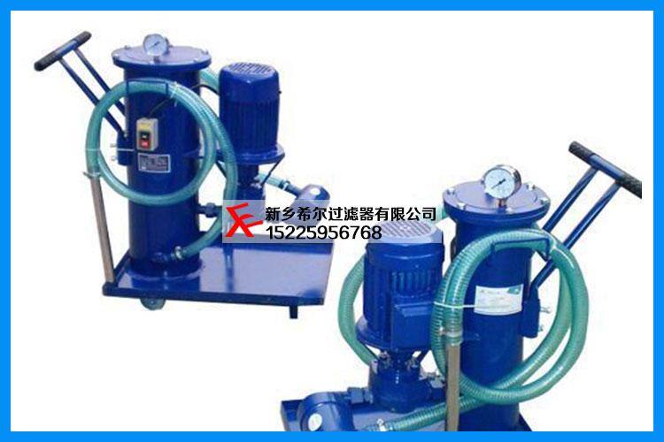 LUC-C系列滤油机