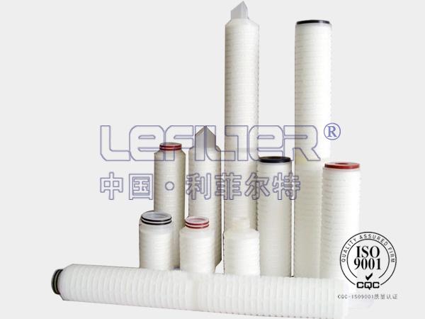 PES微孔折叠滤芯制药厂使用